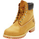 "Timberland Icon 6"" Premium Shoes Men Wheat Nubuck"